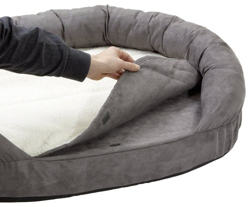 New Karlie Ortho Bed for dogs oval shaped